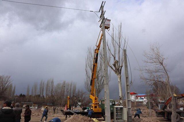 630 میلیارد ریال پروژه شرکت برق تبریز آماده بهره برداری است