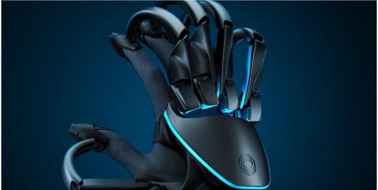 دستکش جدید واقعیت مجازی برای تقویت احساسات کاربران