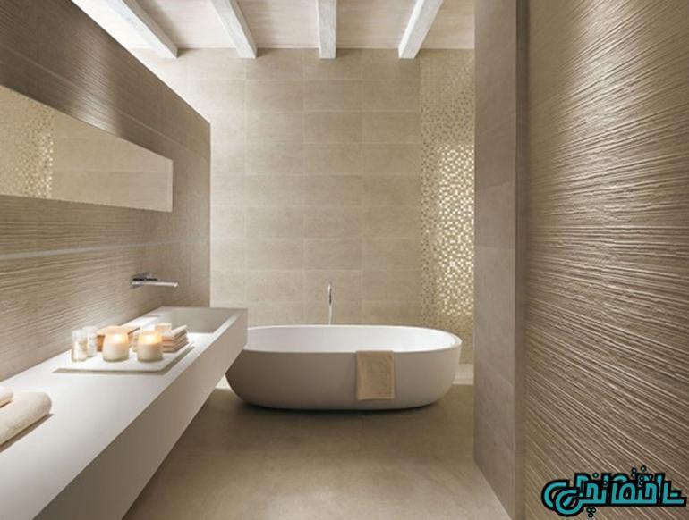 15 مدل دکوراسیون حمام لوکس و مدرن