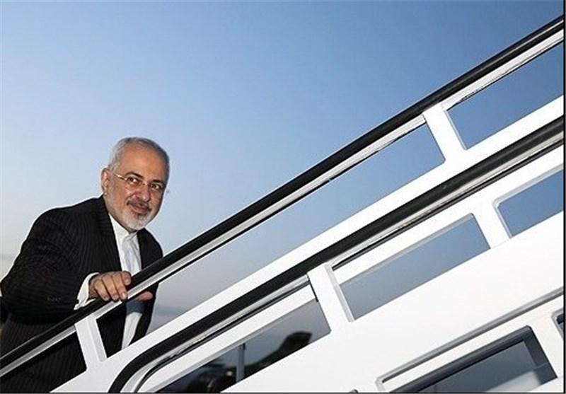 ظریف امروز به پاریس می رود