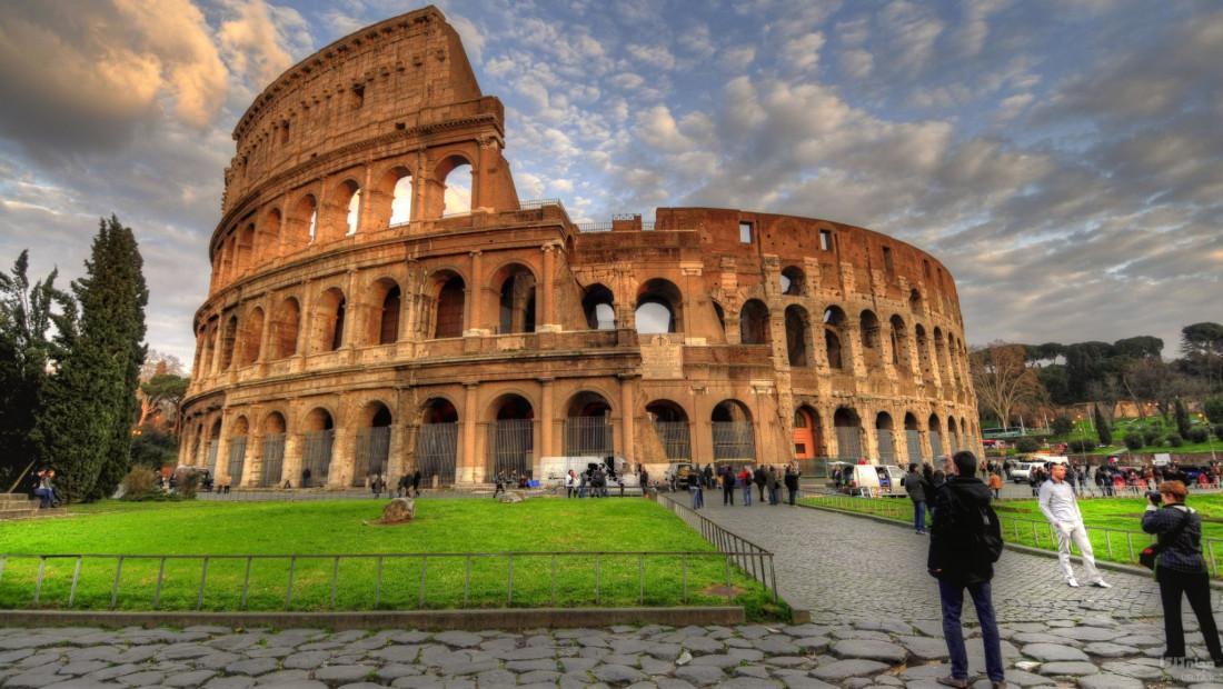 کولوسئوم رم ؛ قتلگاه گلادیاتور