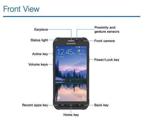 اشتباه سامسونگ، تصویر و مشخصات Galaxy S6 Active را لو داد