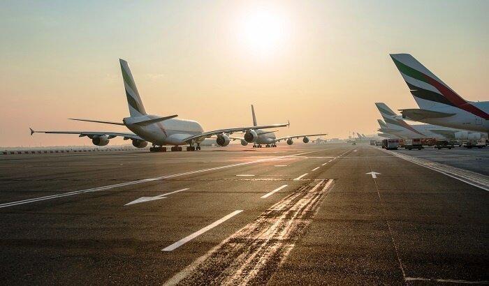یک سوم هواپیماهای جهان با ادامه گسترش کرونا در آشیانه آرام گرفتند