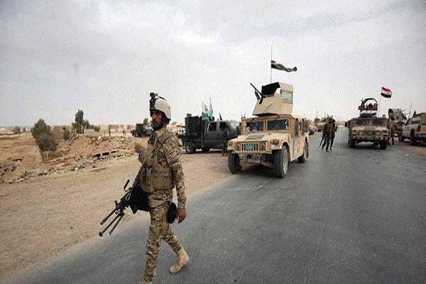 بازداشت بیش از 3000 عراقی به دلیل نقض منع آمد و شد