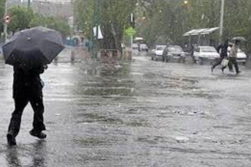 خبرنگاران میزان بارندگی ها در هرمزگان اعلام شد