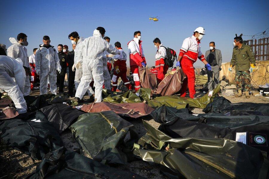 جعبه سیاه هواپیمای اوکراینی در فرانسه دانلود می گردد ، ایران تکنولوژی دانلود اطلاعات جعبه سیاه این هواپیما را ندارد