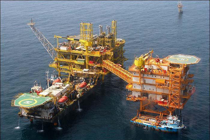 بازدهی 100 درصدی سکوهای گازی پارس جنوبی