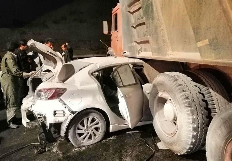 513 کشته در تصادفات نوروزی سال جاری