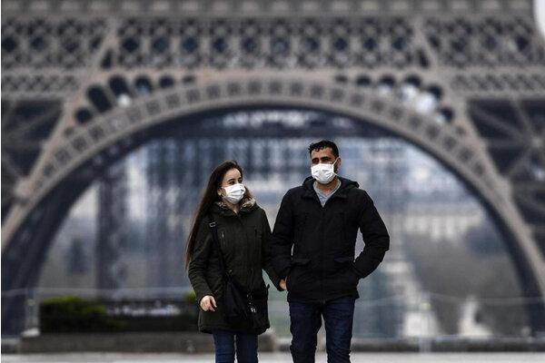 فیلم ، آلودگی شبکه آب پاریس به ویروس کرونا