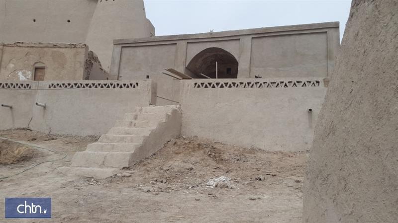 شروع بازسازی خانه یاغی زهی سه کوهه در هامون