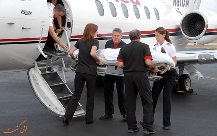 چه بیمارانی برای سوار شدن به هواپیما احتیاج به مجوز دارند؟