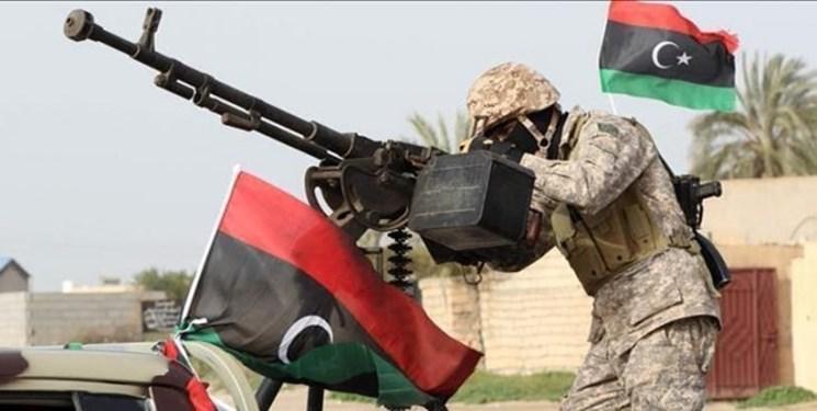 یک پهپاد اماراتی در مصراته لیبی سرنگون شد