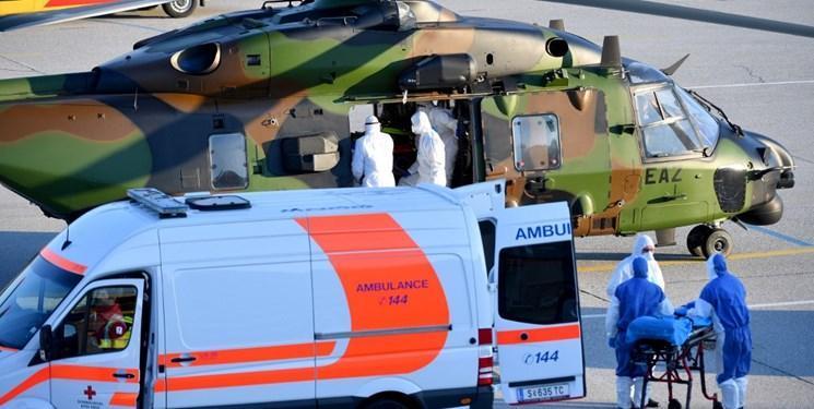 کرونا ، 155 هزار فوتی در اروپا؛ تلفات فرانسه از اسپانیا پیشی گرفت