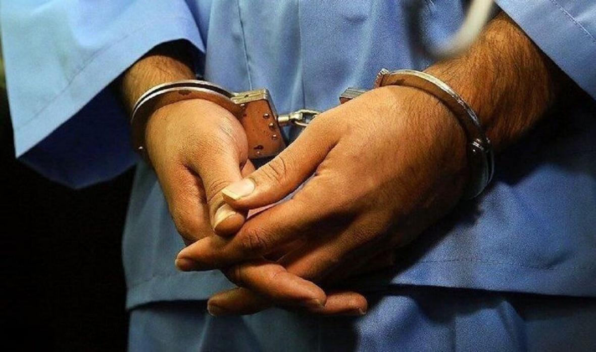 خبرنگاران دستگیری قاتل فراری در شادگان