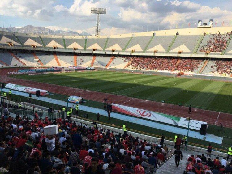 ورزشگاه آزادی برترین ورزشگاه آسیا از نگاه AFC