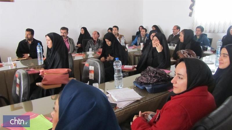 برگزاری 7 دوره آموزشی توانمندسازی فعالان حوزه گردشگری در سمنان