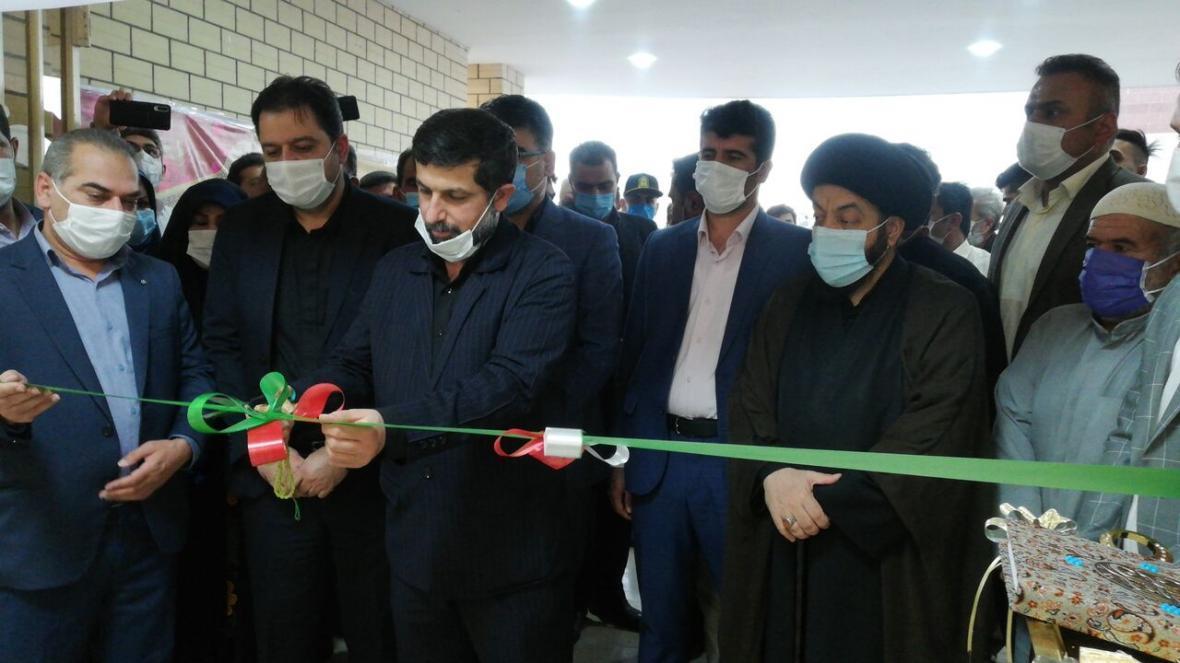 خبرنگاران 200 میلیارد ریال پروژه عمرانی در ماهشهر به بهره برداری رسید