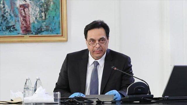دیاب: استعفای دولت لبنان را اعلام می کنم ، سیستم فساد فراتر از کشور است
