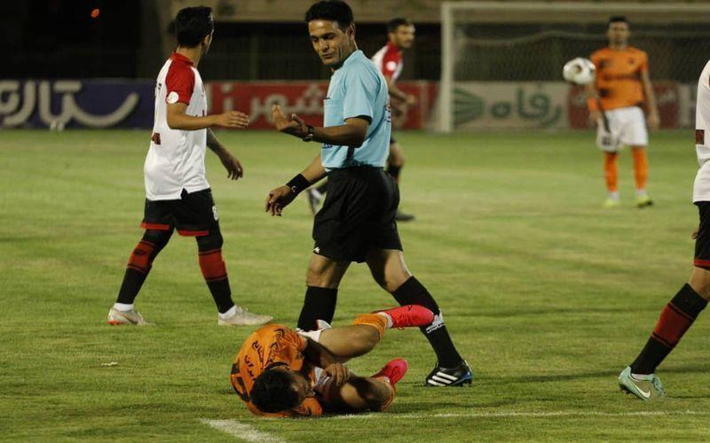 بیانیه باشگاه کرمانی: مس بلد نبود در زمین خودش را زمین بزند و از داور پنالتی هدیه بگیرد