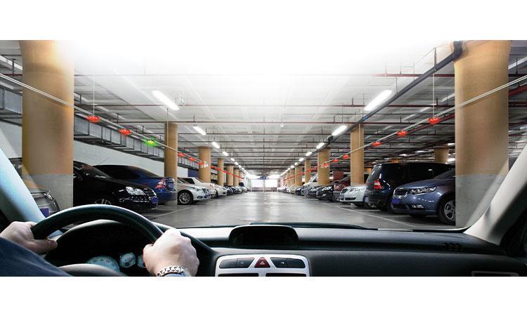 بازسازی پارکینگ