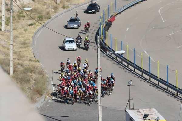 سرانجام مرحله دوم لیگ برتر دوچرخه سواری، دو رکابزن خاطی محروم شدند