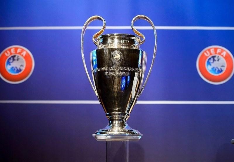 اعلام زمان بندی اولیه بازی های مرحله گروهی لیگ قهرمانان اروپا