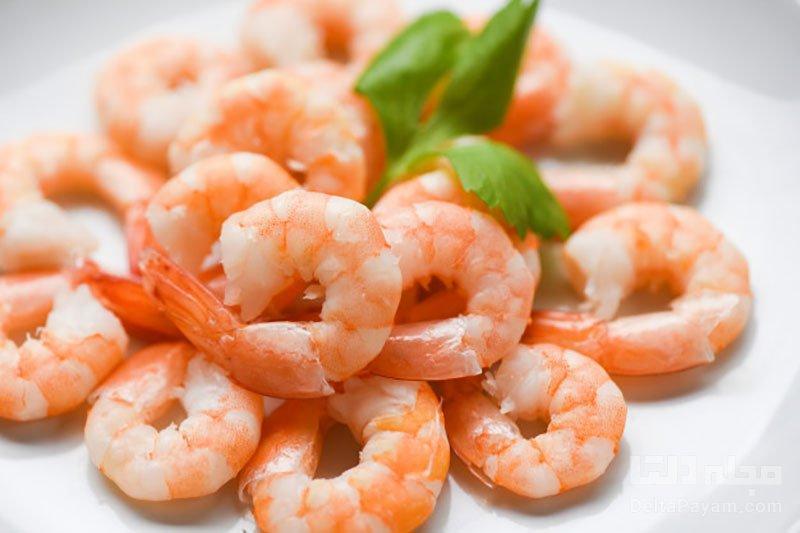 میگو، پرخاصیت ترین غذای دریایی!