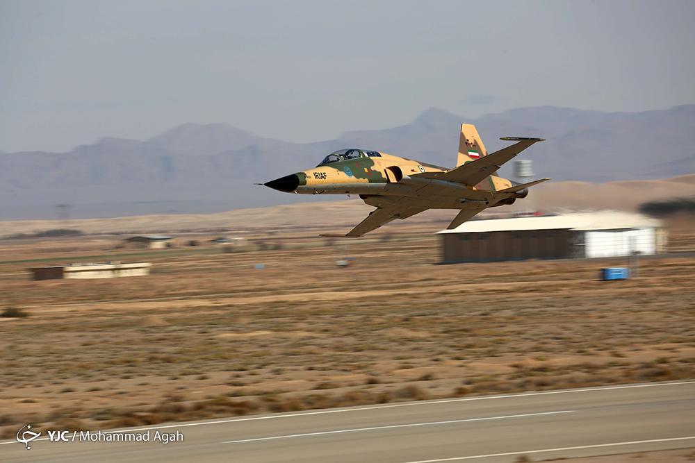 جنگنده های ایرانی به آمریکای جنوبی می فرایند؟