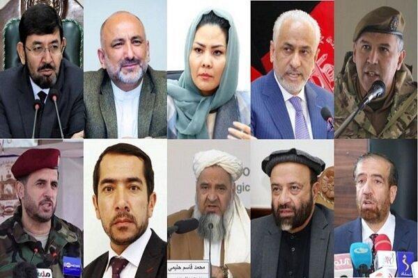 مجلس افغانستان به 10 وزیر پیشنهادی رای اعتماد داد