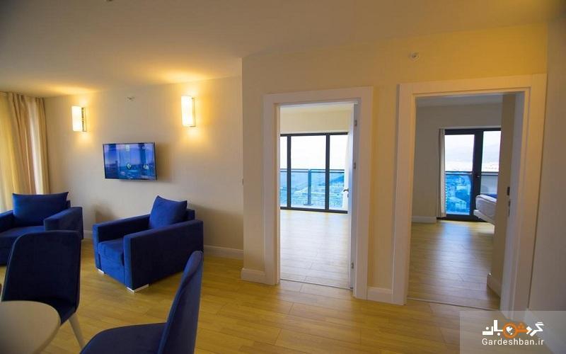 هتل اوربی توئین 37؛هتلی چهارستاره و لوکس در باتومی، عکس
