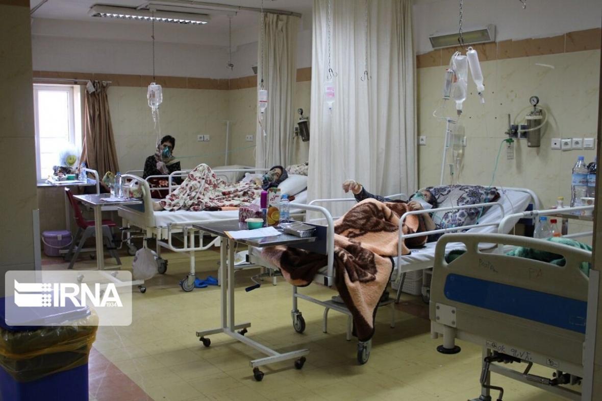 خبرنگاران 161 بیمار کرونایی یزد در بخش مراقبت های ویژه بستری هستند
