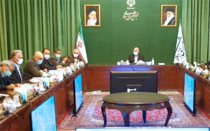 در جلسه رئیس مجلس با وزیر اقتصاد چه گذشت؟