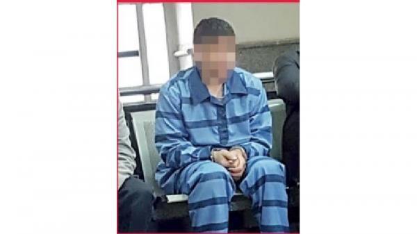 آزادی قاتل ناپدری پس از 16 سال