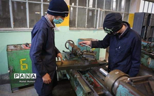 درخواست معاوضه اراضی برای احداث هنرستان فنی و حرفه ای در استان کرمان