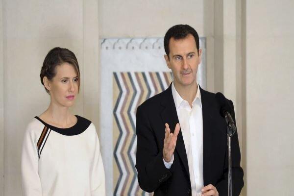 حال بشار اسد رو به بهبودی است، رهایی قریب الوقوع از کرونا
