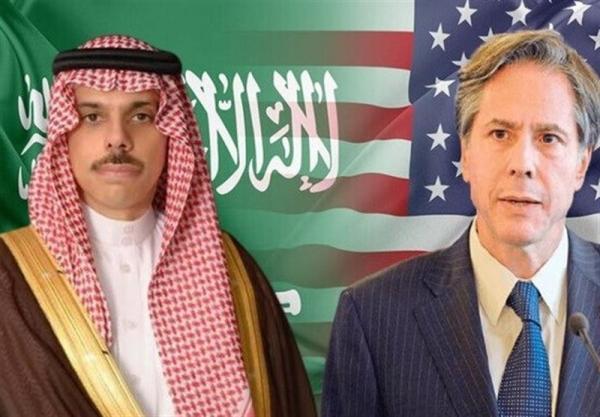 گفت وگوی تلفنی بلینکن با همتای سعودی خود