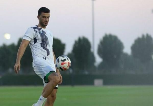 غیبت ستاره تیم ملی فوتبال سوریه مقابل ایران