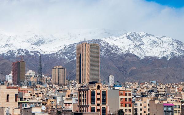 شاخص کیفیت هوای پایتخت دوشنبه 2 فروردین 1400؛ هوای تهران سالم است