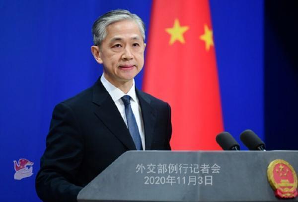 خبرنگاران پکن به اقدامات آمریکا برای راه اندازی جنگ سرد علیه چین اعتراض کرد