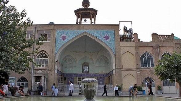 گودی محراب در مسجد جامع بازار کشف شد، تاریخ این بنا عقب می رود؟
