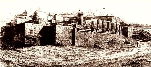 معبد باستانی آناهیتا در کنگاور