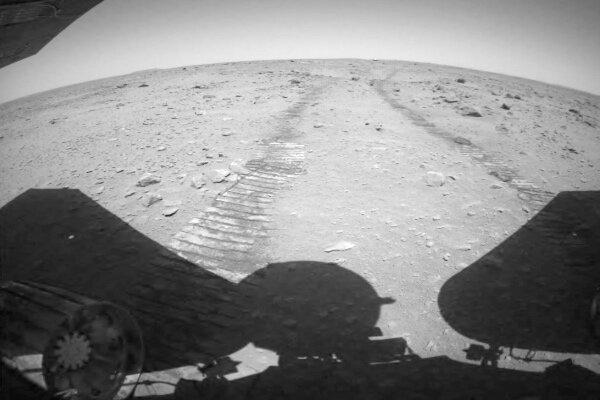 تصاویر و ویدئوهای نو از لندر چین در مریخ منتشر شد
