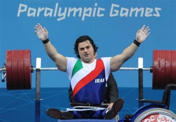حراج طلای و نقره دومین قهرمان پارالمپیک برای یاری به مردم سیستان و بلوچستان