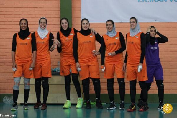 دو زن ایرانی هم باشگاهی بیرانوند شدند