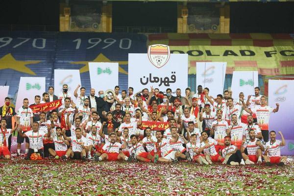 زیبا مثل قهرمانی خوزستان
