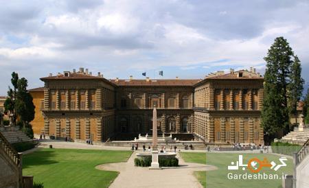 قلعه تاریخی و زیبای پیتی در ایتالیا