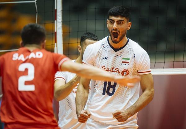 والیبال نوجوانان دنیا، تیم ایران به نیمه نهایی رسید، لهستان، تنها مانع ایران در راه فینال