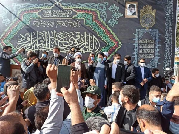 دولت پیگیر ایجاد بازارچه مرزی در خراسان جنوبی ، سومین سفر استانی رئیس جمهور چگونه گذشت؟