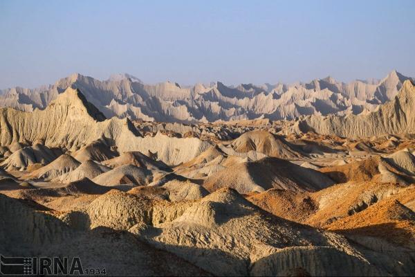 کوه های مینیاتوری چابهار؛ ردی از مریخی ها اینجاست